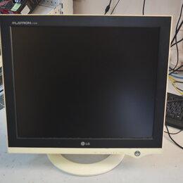 "Мониторы - Монитор LG Flatron L1721B 17"", 0"