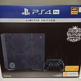 Игровые приставки - Sony Playstation 4 Pro 1TB Рст лимитированная+геймпад в стиле игры Одни из нас 2, 0