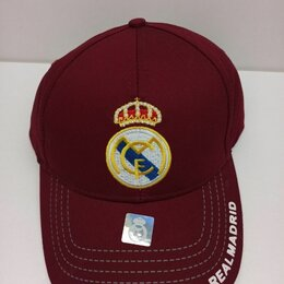 Головные уборы - Кепка Real Madrid, 0