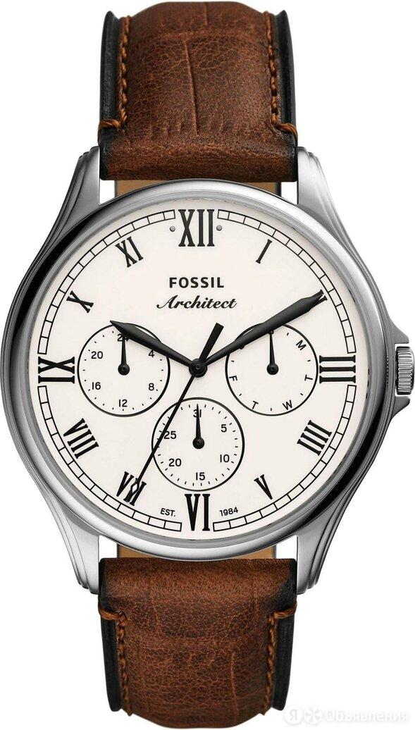 Наручные часы Fossil FS5800 по цене 11790₽ - Умные часы и браслеты, фото 0