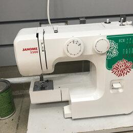 Швейные машины - Швейная машина Janome 5500, 0