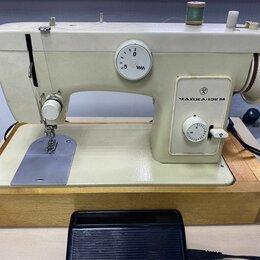 Швейные машины - Швейная машинка чайка 142 м, 0