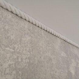 Потолки и комплектующие - Белый матовый декоративный шнур М0,0, 0