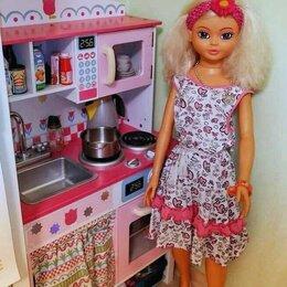Игрушечная еда и посуда - Игрушечная кухня, высокая 100 см., 0
