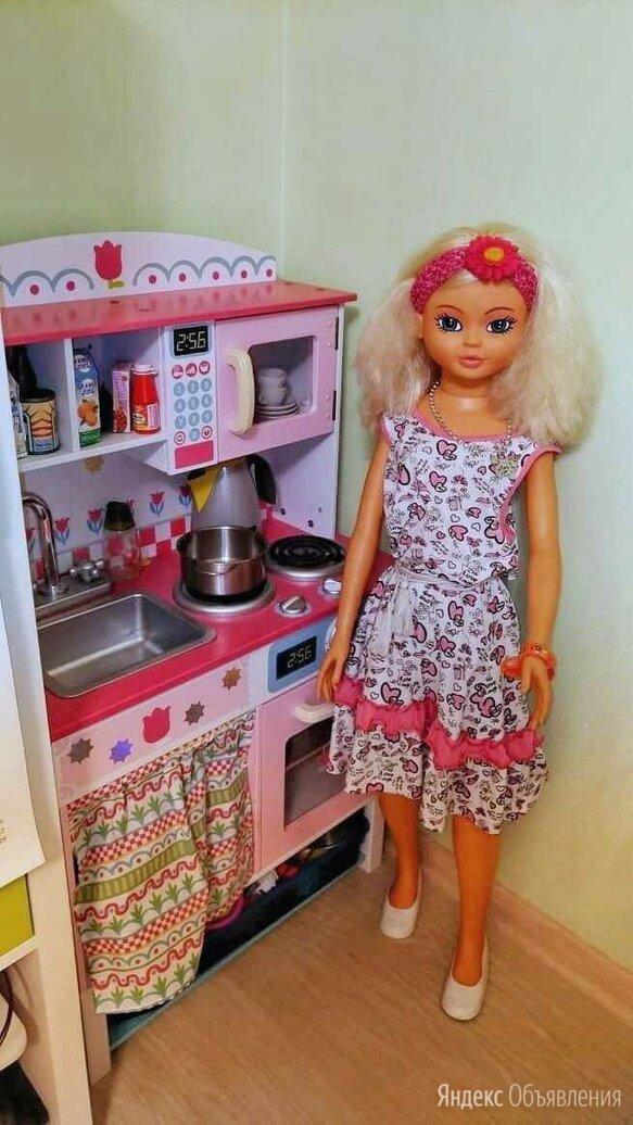 Игрушечная кухня, высокая 100 см. по цене 8000₽ - Игрушечная еда и посуда, фото 0