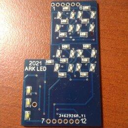 Радиодетали и электронные компоненты - Плата индикации ARK SF61062HJ-1 Samsung (RL34egws), 0