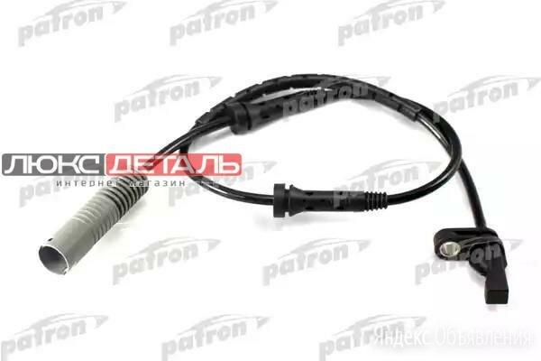 PATRON ABS51004 Датчик частоты вращения колеса передн BMW E81/E90/E91/E93 1.8... по цене 1338₽ - Мото- и электротранспорт, фото 0