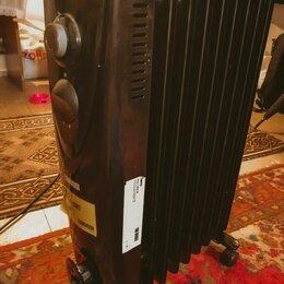 Обогреватели - Масляный радиатор aceline ol-2009b чёрный, 0