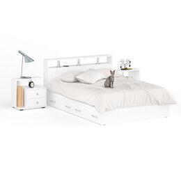 Кровати - Новая двуспальная кровать 140х200 от производителя, 0