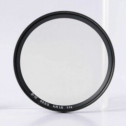 Светофильтры - Светофильтр B+W 58ES KR1.5 1.1X UV 58mm, 0