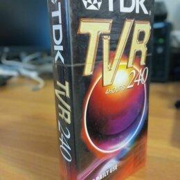 Видеофильмы - Видеокассета VHS TDK TVR 240, 0