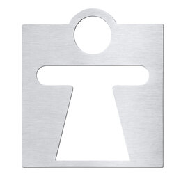 Унитазы, писсуары, биде - Bemeta Женский туалет Bemeta Аксессуары для гостиничных ванных комнат матовое..., 0