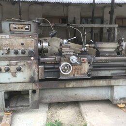 Токарные станки - 16К20 м Токарный станок Рмц 1000мм, 0