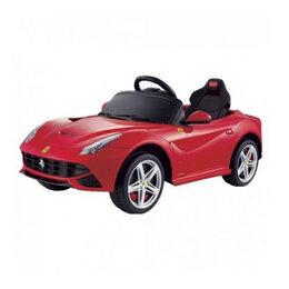 Радиоуправляемые игрушки - Радиоуправляемый электромобиль Rastar Ferrari F12 12V, 0