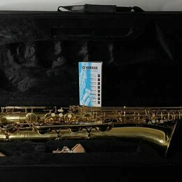 Саксофоны - Саксофон баритон Yamaha-62, 0