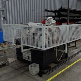 Ленточнопильные станки - Macc S-391А Ленточнопильный Автоматический Станок, 0