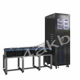 Аккумуляторы и зарядные устройства - Зарядно-разрядный стенд для зарядки аккумуляторных батарей КРОН-ЗРС-06У, 0