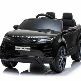 Электромобили - Детский электромобиль DK-RE99 Range Rover Sport, 0