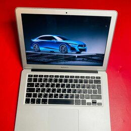 Ноутбуки - MacBook Air 13 2017 500 циклов - хороший АКБ, 0