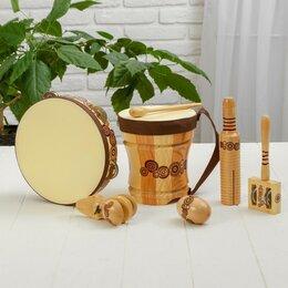 Детские наборы инструментов - Набор музыкальных игрушек, 22x23x22 см, 0