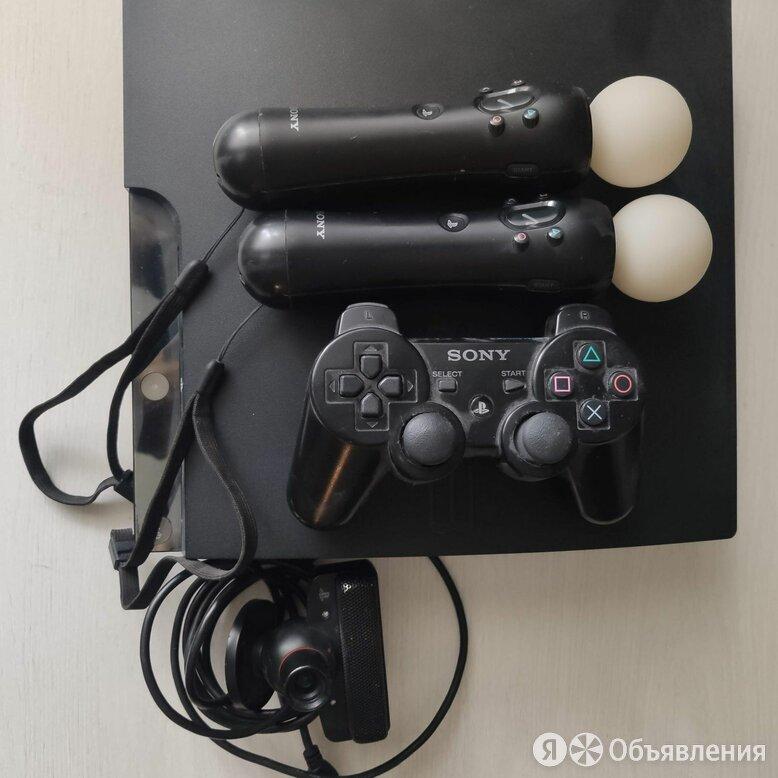 Sony PlayStation 3 slim 250Gb по цене 10000₽ - Игровые приставки, фото 0