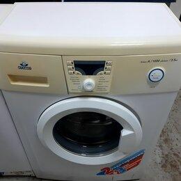 Стиральные машины - Узкая стиральная машинка атлант 3.5 кг 35m102, 0