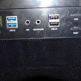 Настольные компьютеры - Продаю мощный игровой системник Intel Xeon E5-2689, 3300 MHz  16 ядер , 0
