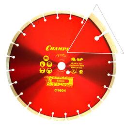 Для дисковых пил - Алмазный диск CHAMPION Бетон ST 400/25,4/10, 0
