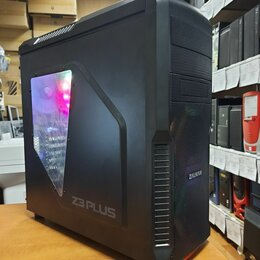 Настольные компьютеры - Игровой компьютер IntelCore i5-4670k/8G/SSD/1050Ti, 0