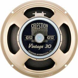 Комплекты акустики - T3903AWD Celestion Vintage 30 Динамик 12 8 Ом 60Вт = 10'2100 руб., 0