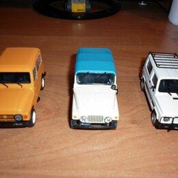 Модели - Модели 1:43 - Автокам-2160,Москвич 2150,Москвич 415, 0