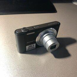 Фотоаппараты - Фотоаппарат цифровой Sony dsc-w810, 0