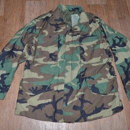 Одежда и обувь - Куртка M-65 в Woodland, LR, контракт 1996г, 0