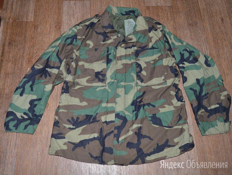 Куртка M-65 в Woodland, LR, контракт 1996г по цене 15000₽ - Одежда и обувь, фото 0
