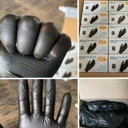 Средства индивидуальной защиты - Перчатки нитриловые , 0