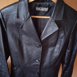 Пиджаки - Кожаный пиджак. , 0