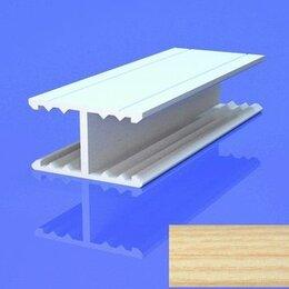 Расходные материалы - Рамка средняя без винта Клен, 6м, Профиал, п.м., 0