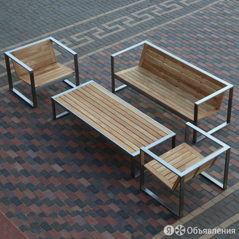 столы и стулья для летних терас  по цене 25300₽ - Столы, фото 0