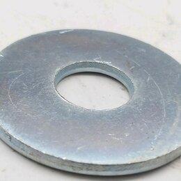 Шайбы и гайки - Шайба усиленная оц. М6 DIN9021, 0