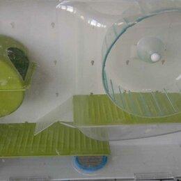 Клетки и домики  - Клетка для хомячков , 0