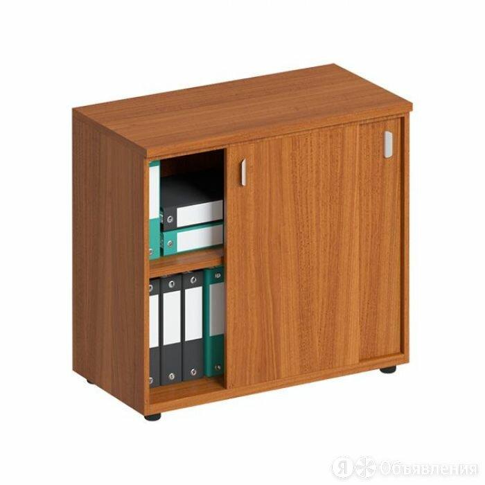 Шкаф купе для документов низкий ПФ 753 Profi по цене 12446₽ - Шкафы для документов, фото 0