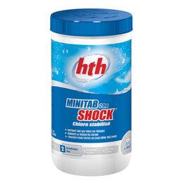 Химические средства - Быстрый стабилизированный хлор HTH MINITAB SHOCK, 0