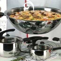 Кастрюли и ковши - Кастрюли «Вдохновенный Шеф-повар» от Tupperware, 0