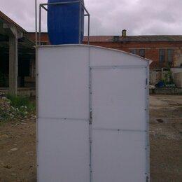Души - Дачные душевые кабины с баком для воды, 0