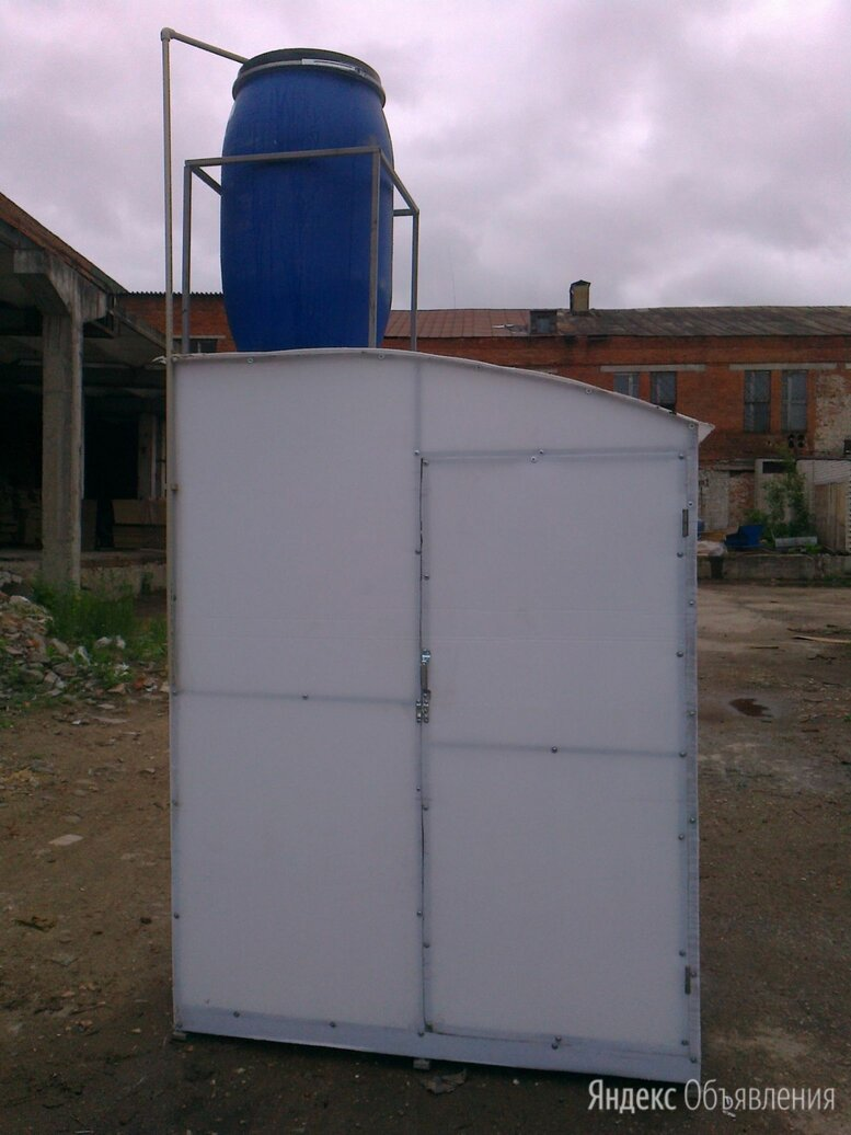 Дачные душевые кабины с баком для воды по цене 25000₽ - Души, фото 0