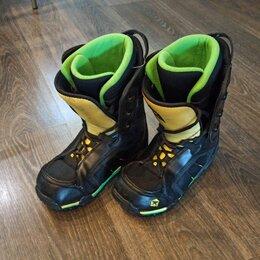 Ботинки - Ботинки для сноуборда р-р 39 Atom, 0