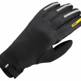 Защита и экипировка - Велоперчатки MAVIC AKSIUM Thermo, черные, 2017 (Размер: XXL), 0