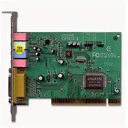 """Звуковые карты - Звуковая карта Crystal 4281 PCI """"!"""", 0"""
