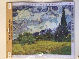 Рукоделие, поделки и товары для них - Канва для вышивки. Ван Гог. Пшеничное поле с…, 0