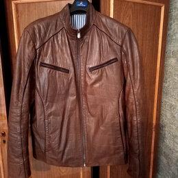Куртки - Куртка мужская натуральная кожа , 0